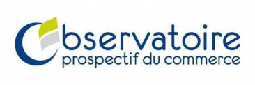 Logo Observatoire prospectif du commerce